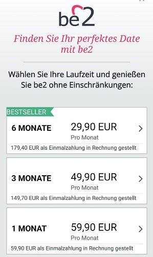 Online Dating Vergleich Österreich
