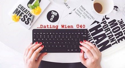 Online-dating für 40